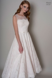 LouLou Bridal Wedding Dress LB128 Mamie