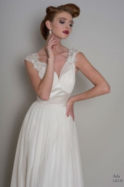 LouLou Bridal Wedding Dress LB130 Ada