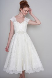 LouLou Bridal Wedding Dress LB161 Sybille