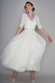 LouLou Bridal Wedding Dress LB162 Trudy