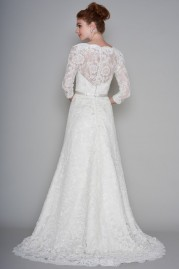 LouLou Bridal Wedding Dress LB173 Loretta