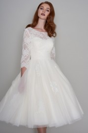 LouLou Bridal Wedding Dress LB188 Mimi