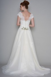 LouLou Bridal Wedding Dress LB194 Dorothea