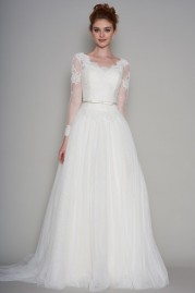 LouLou Bridal Wedding Dress LB195 Beatrix