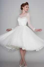 LouLou Bridal Wedding Dress LB198 Maisie