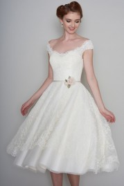LouLou Bridal Wedding Dress LB200 Daisy