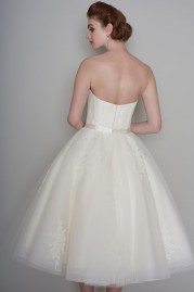 LouLou Bridal Wedding Dress LB202 Ella
