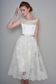 LouLou Bridal Wedding Dress LB203 Abbie