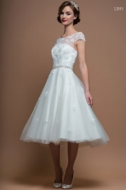 LouLou Bridal Wedding Dress LB81 Alice