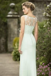 Luna Bridesmaids Dress Jade