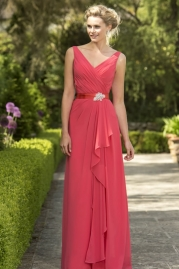 Luna Bridesmaids Dress Jolie