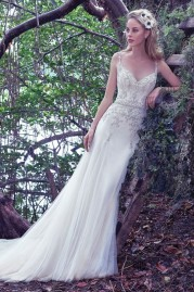 Maggie Sottero Wedding Dress Andraea