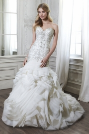 Maggie Sottero Wedding Dress Aurora