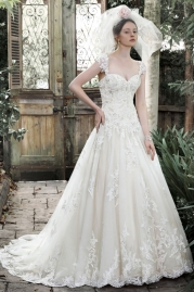 Maggie Sottero Wedding Dress Dallasandra