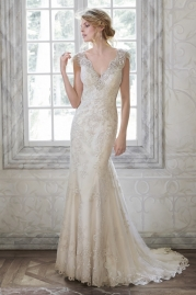 Maggie Sottero Wedding Dress Elison