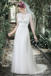 Maggie Sottero Wedding Dress Elka