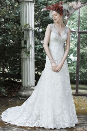 Maggie Sottero Wedding Dress Katiya