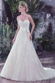Maggie Sottero Wedding Dress Lindsey