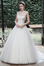 Maggie Sottero Wedding Dress Maloree