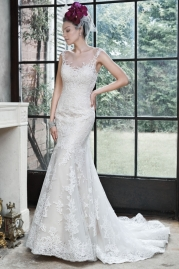 Maggie Sottero Wedding Dress Noelle