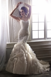 Maggie Sottero Wedding Dress Paulina