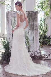 Maggie Sottero Wedding Dress Rosaleigh