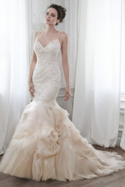 Maggie Sottero Wedding Dress Yasmina