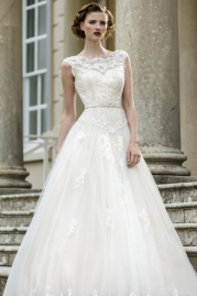 Nicki Flynn Wedding Dress Blossom