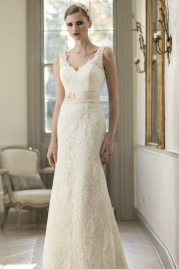 Nicki Flynn Wedding Dress Delphine