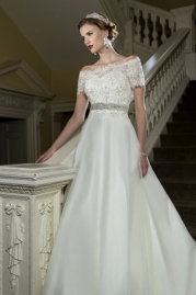 Nicki Flynn Wedding Dress Fleur