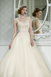 Nicki Flynn Wedding Dress Pearl