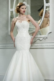 Nicki Flynn Wedding Dress Sahara
