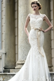 Nicki Flynn Wedding Dress Sapphire