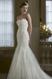Nicki Flynn Wedding Dress Wisteria