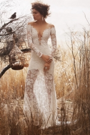 OLVIS Savanna Wedding Dress 1973