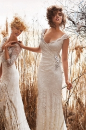 OLVIS Savanna Wedding Dress 1989 2015