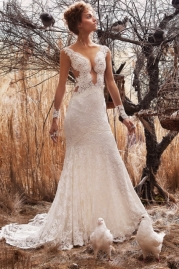 OLVIS Savanna Wedding Dress 1993