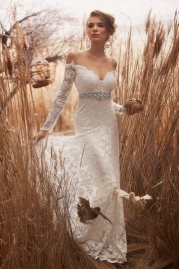 OLVIS Savanna Wedding Dress 2016