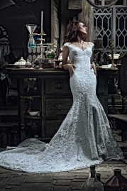 Olvis Wedding Dress 2145