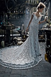 Olvis Wedding Dress 2150