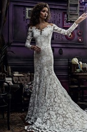 Olvis Wedding Dress 2152