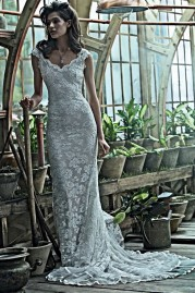 Olvis Wedding Dress 2287