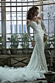 Olvis Wedding Dress 2296 SW