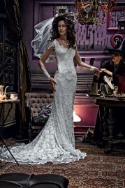 Olvis Wedding Dress 2301