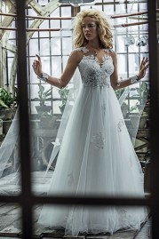 Olvis Wedding Dress 2308