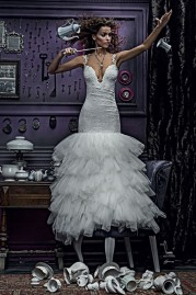 Olvis Wedding Dress 2327