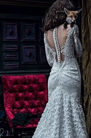 Olvis Wedding Dress 2333