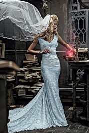 Olvis Wedding Dress 2345