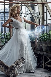 Olvis Wedding Dress 2393
