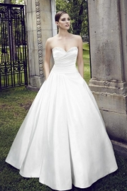 Paloma Blanca Wedding Dress 4556